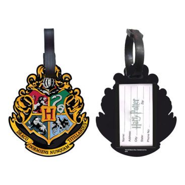 Harry Potter Bagagetag Hogwarts