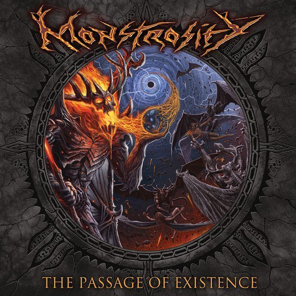 MONSTROSITY The Passage Of Existence CD 2018 Import