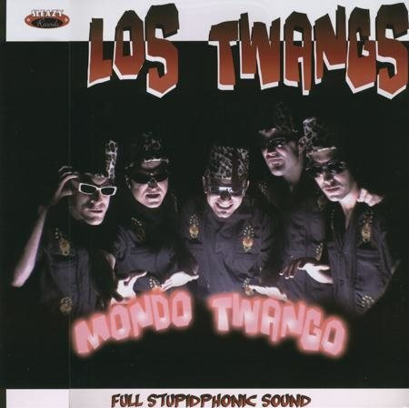 Los Twangs - Mondo Twango [Gatefold 10''+CD]