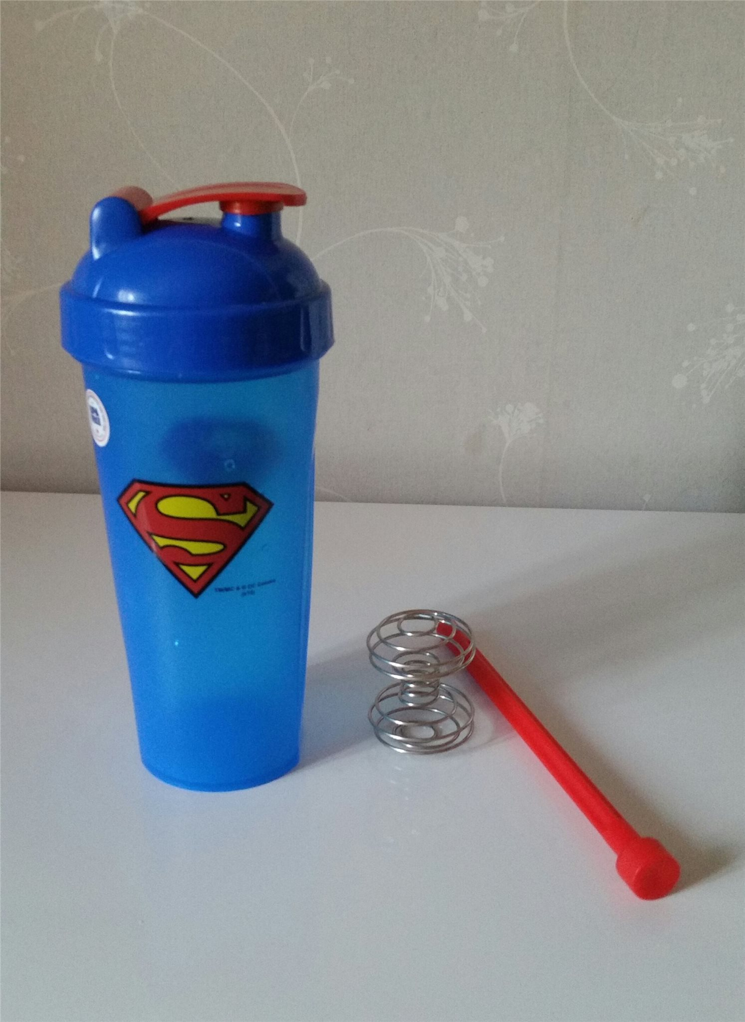 superman shaker sverige