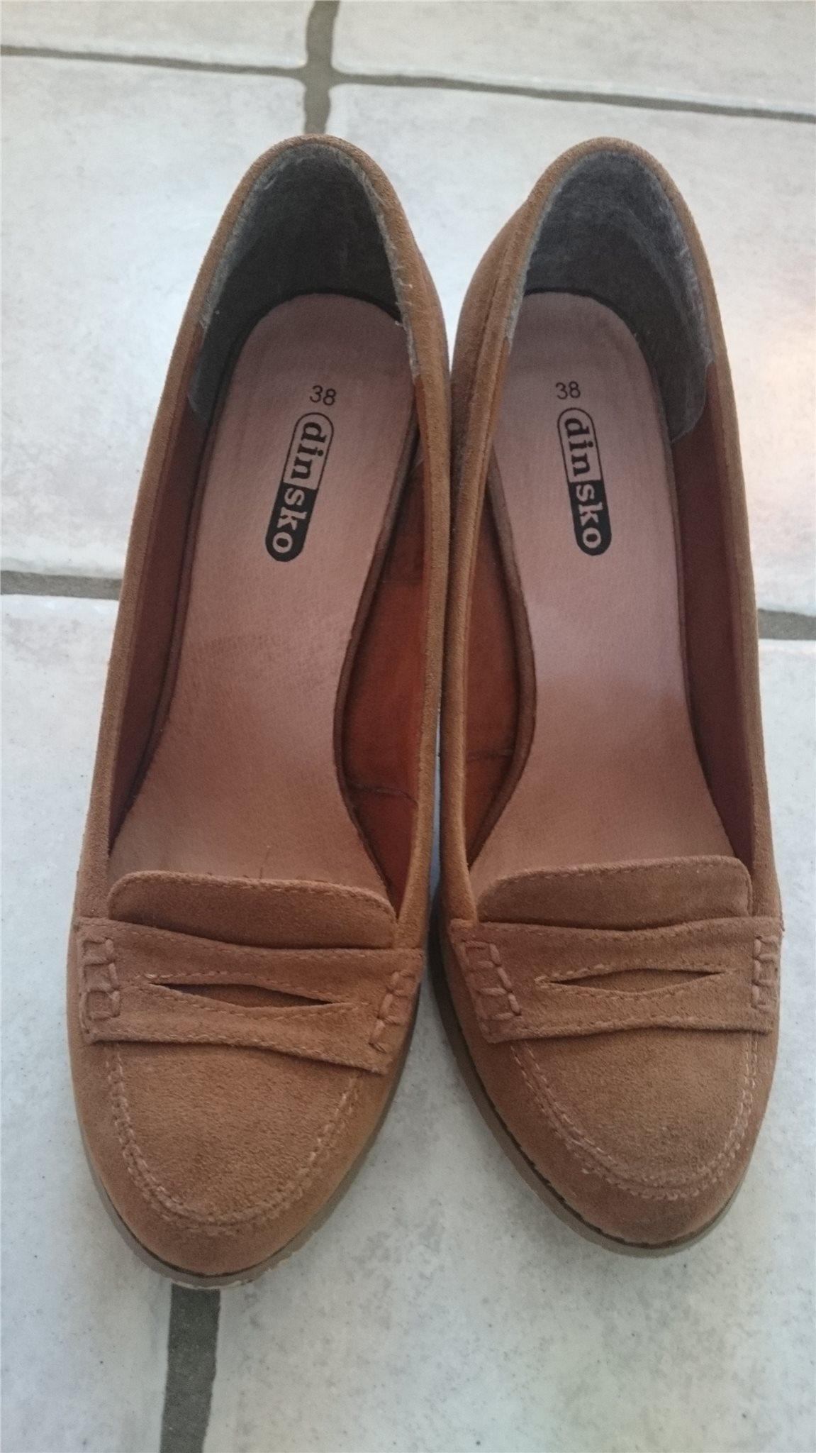 loafers dam din sko