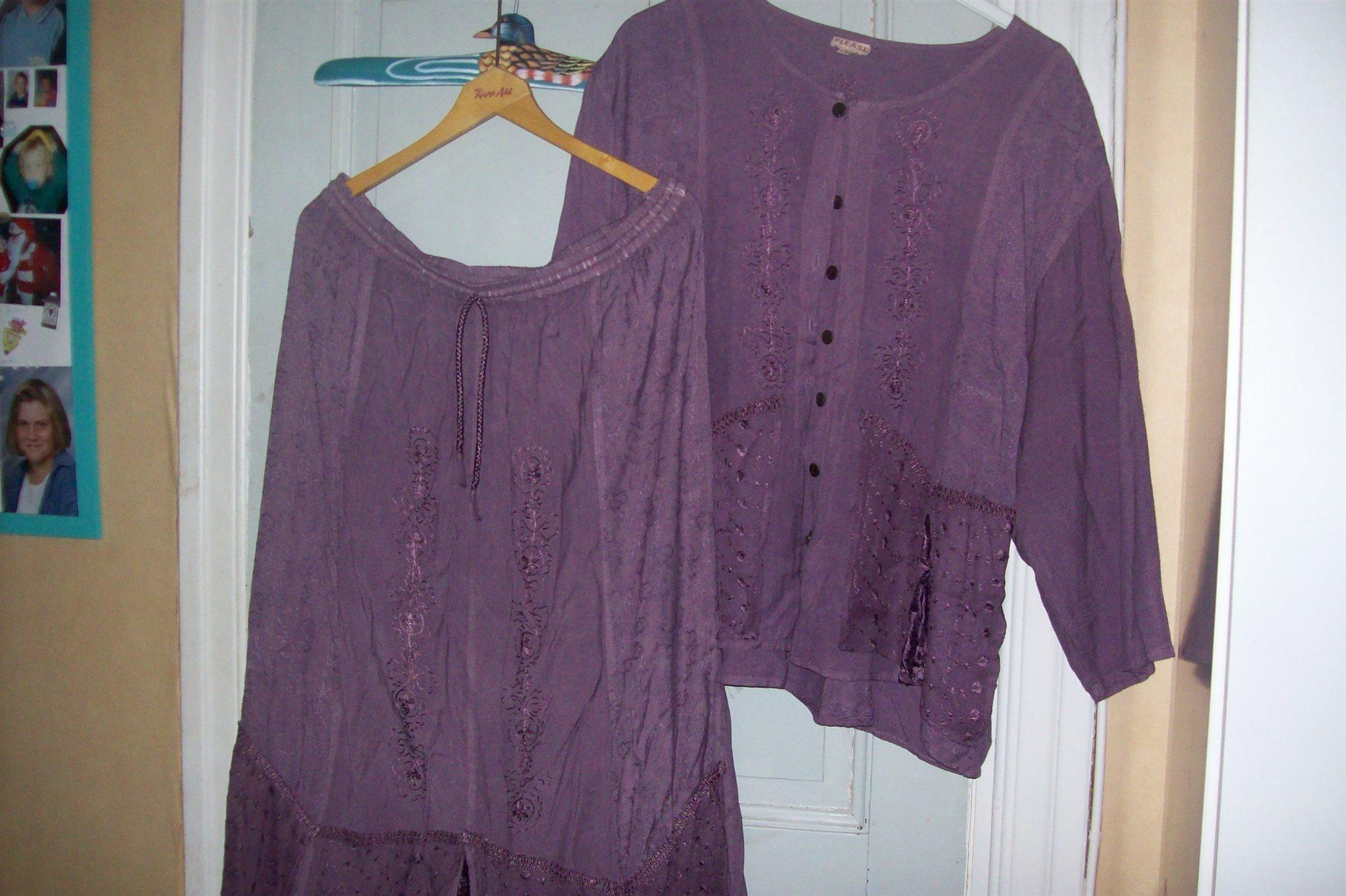 Fin 2-delad dress 50