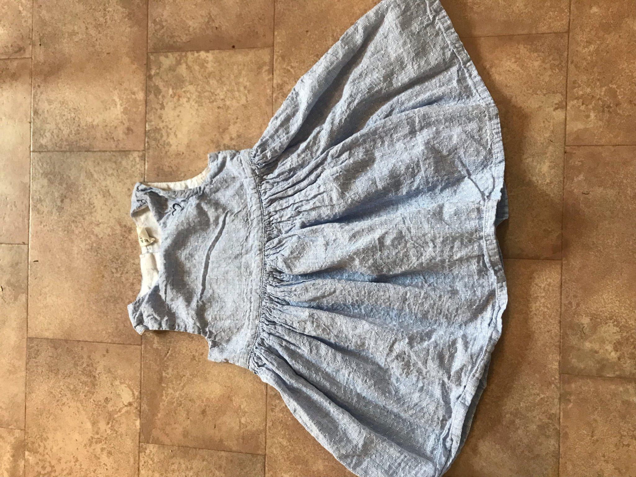 2a943998642f Fin barnklänning från H&M (351383685) ᐈ Köp på Tradera