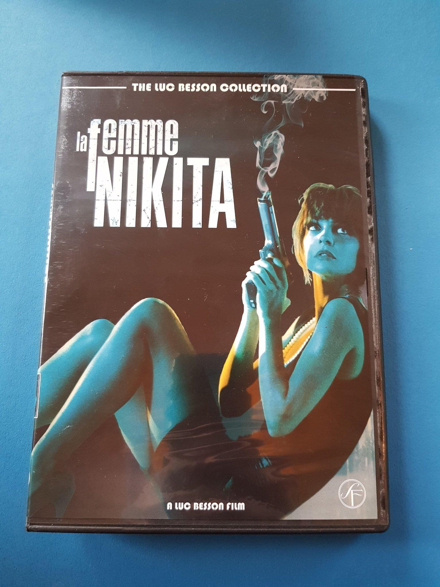 Dvd - la femme Nikita - Luc Besson (354454456) ᐈ Köp på Tradera