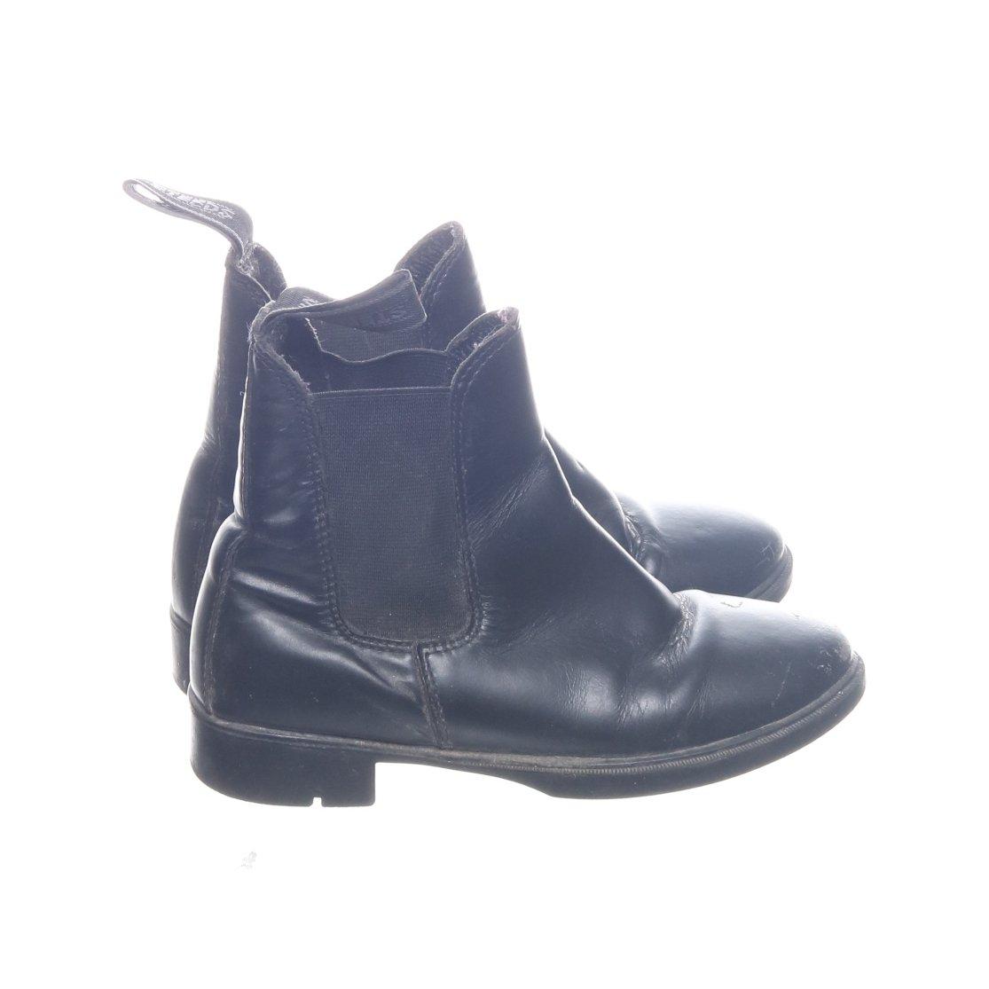 Steeds, Boots, Strl: 30, Svart, Skinnimitation