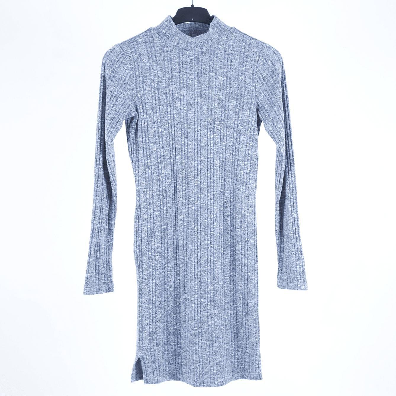 Stickad klänning från Vila, strl S (414215012) ᐈ Yaytrade