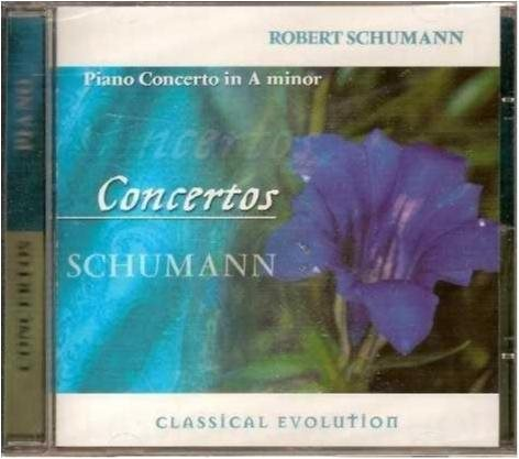 Schumann - Piano concerto in A minor - S. Soltesz - Ny
