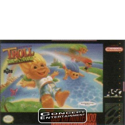 SUPER TROLL ISLANDS till Super Nintendo SNES