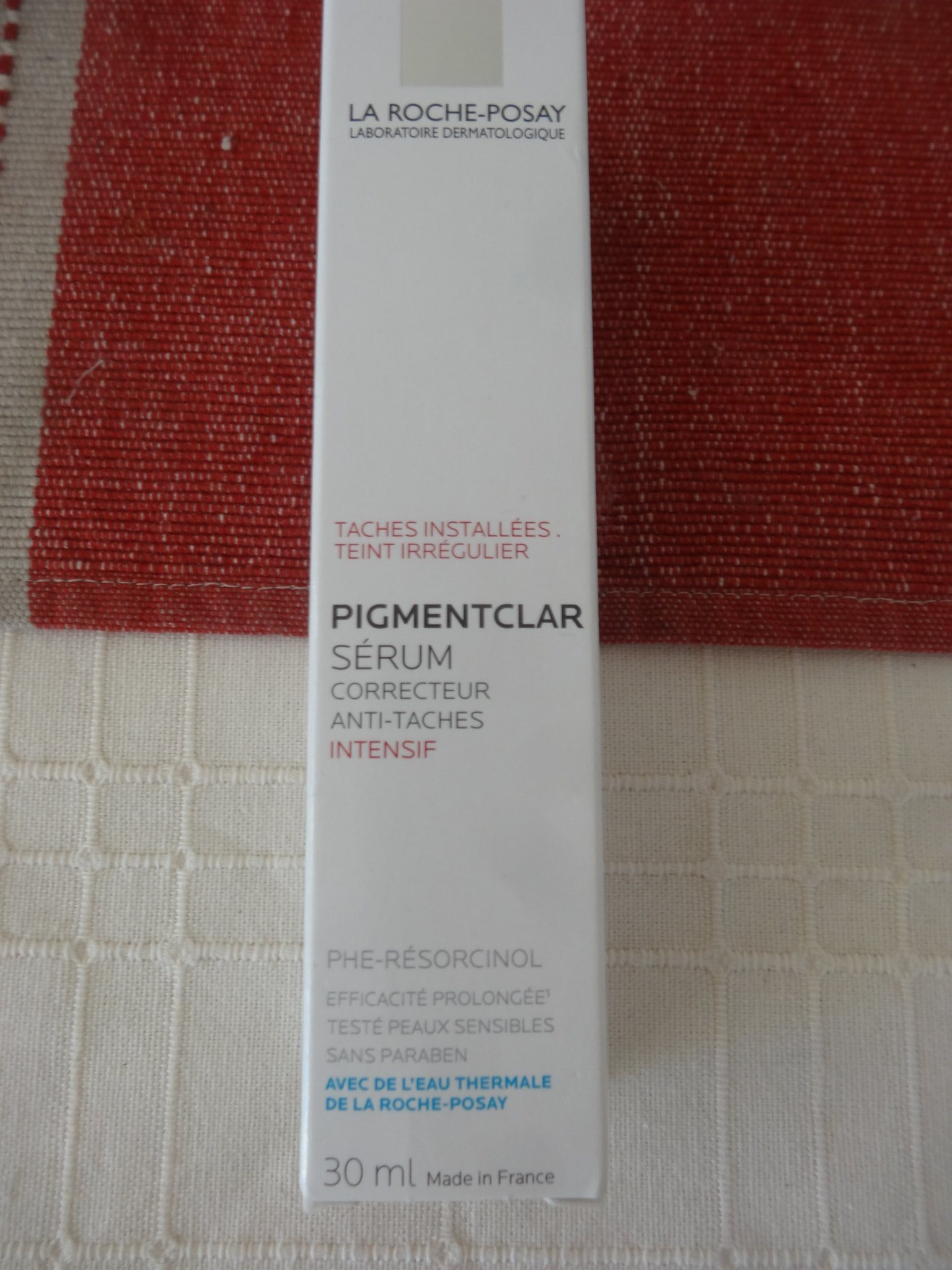 anti pigment kräm