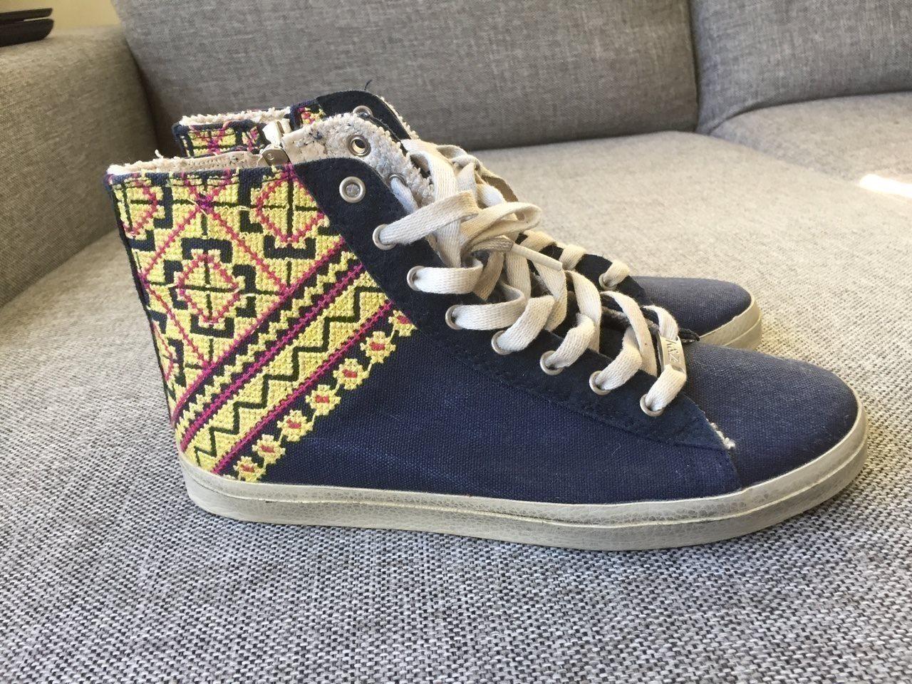 ff3bfe80cd5 Sneakers Kim & Zozi storlek 37-38 (343163650) ᐈ Köp på Tradera