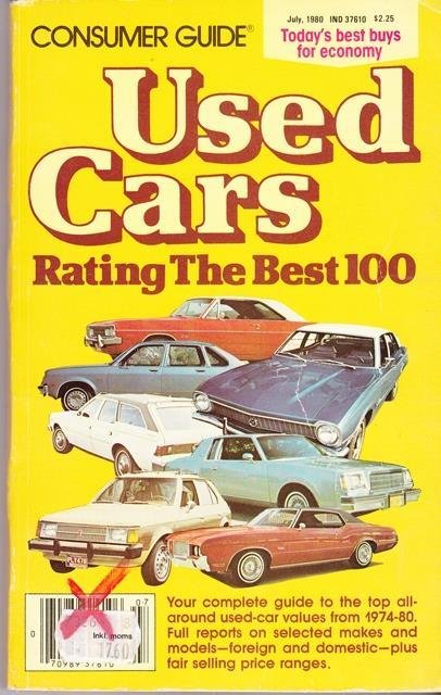 Used cars - Rating The Best 100 (eng)
