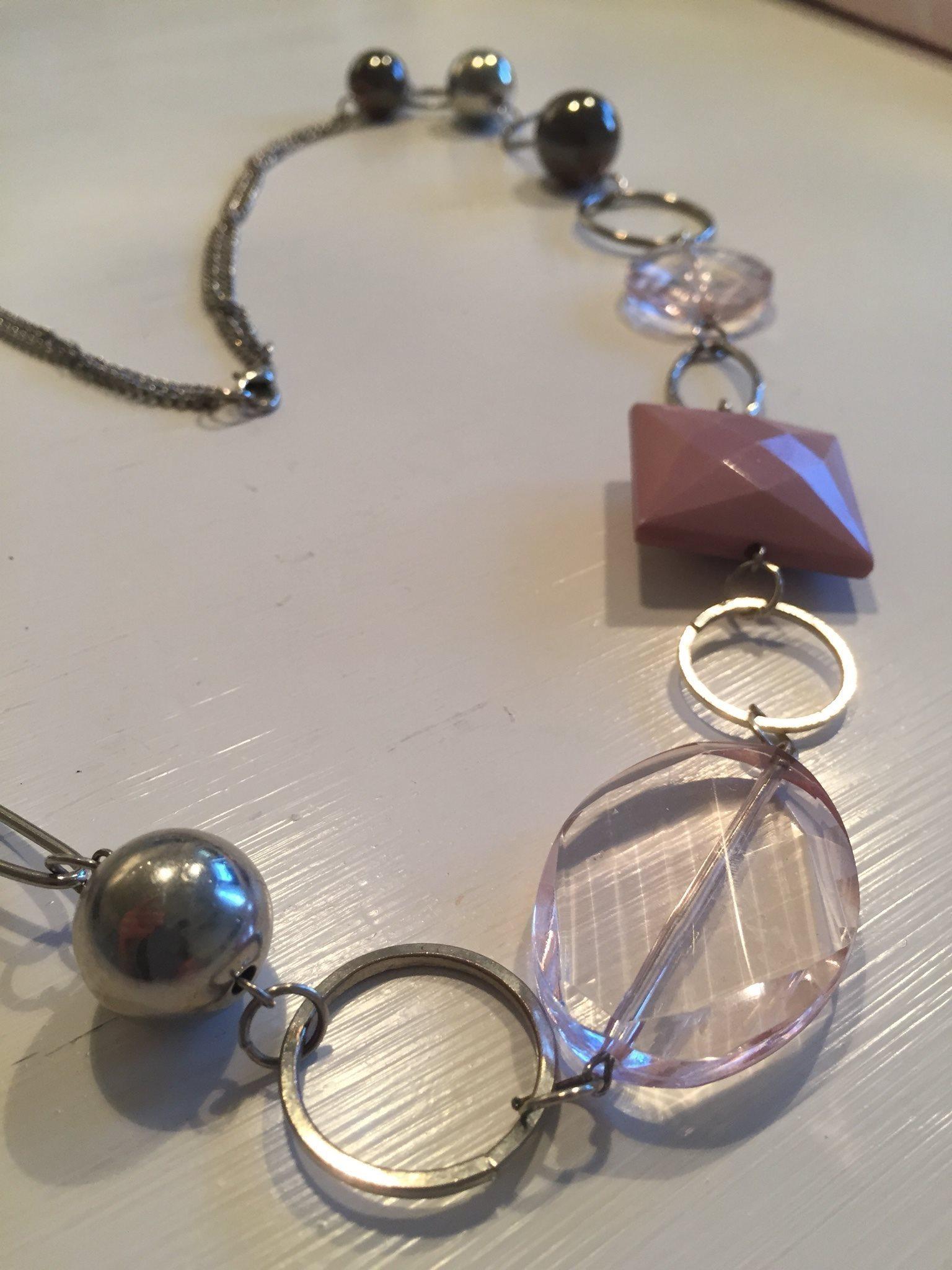 Halsband med stora pärlor 5a4d75ec974bf