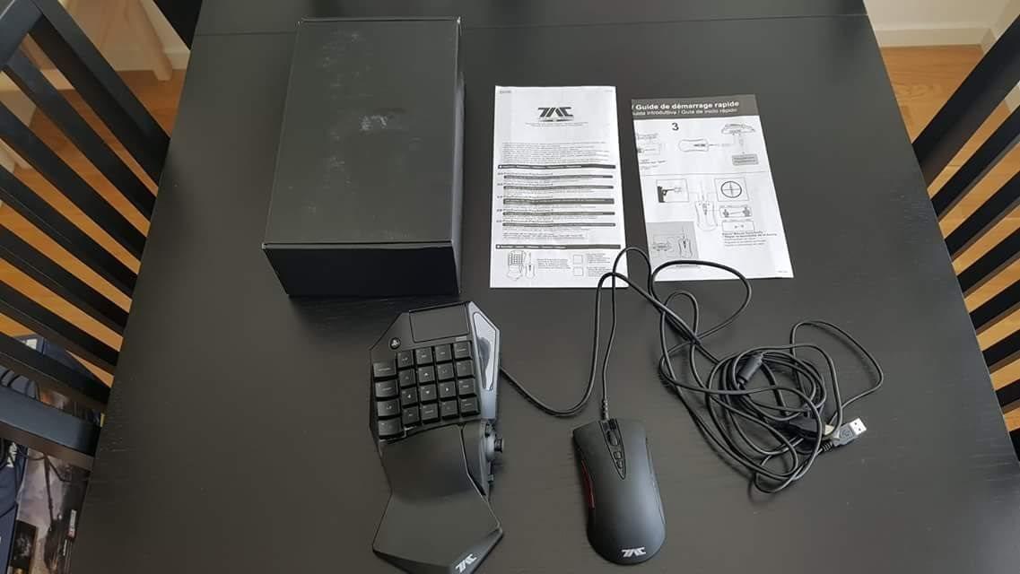 spela med mus och tangentbord ps4
