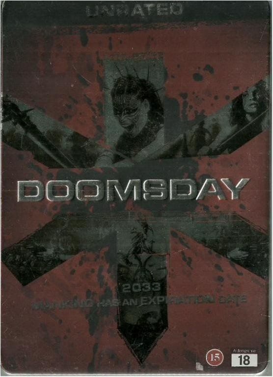 Doomsday - Unrated - Steelbook