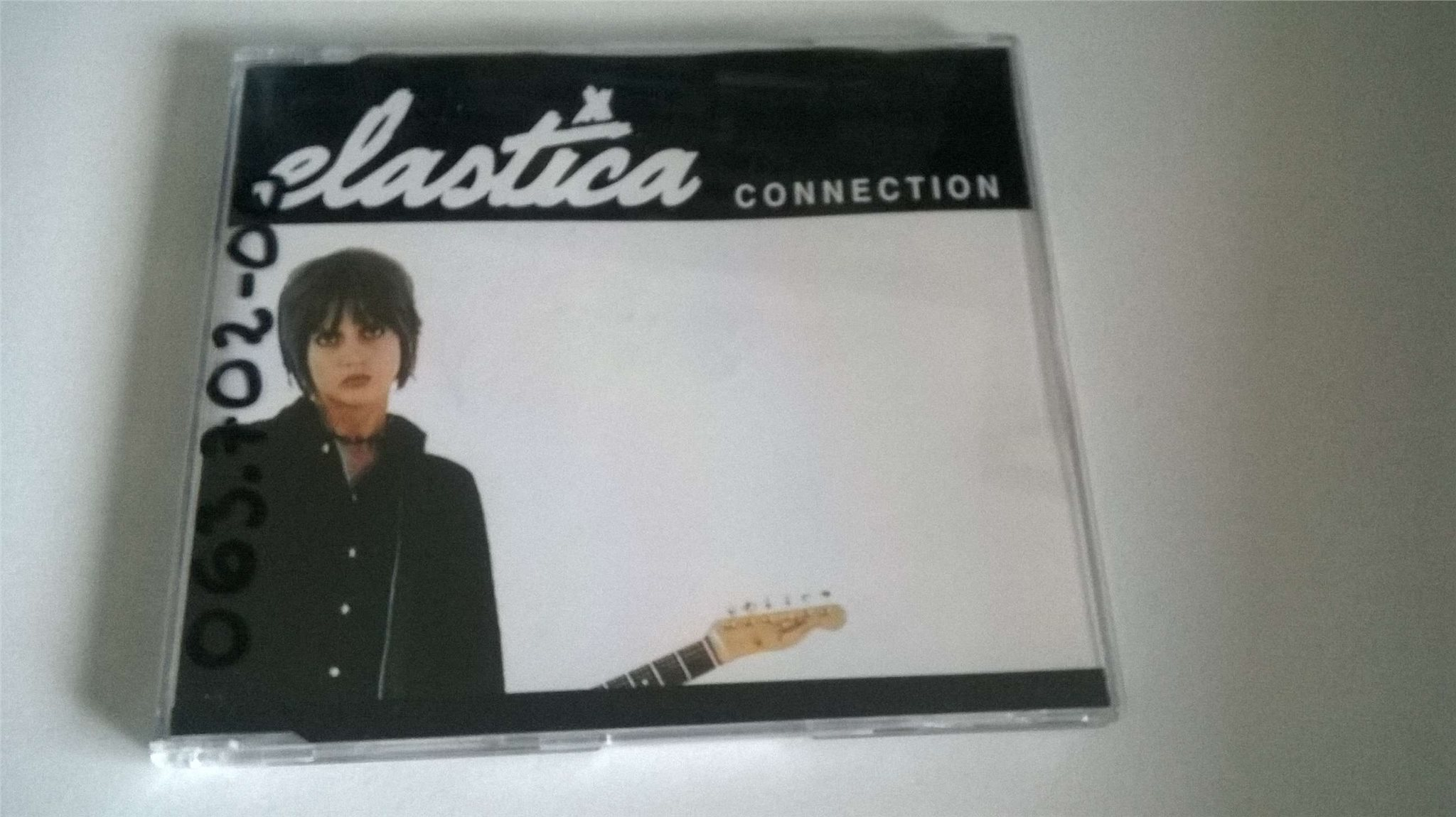 Elastica - Connection, CD