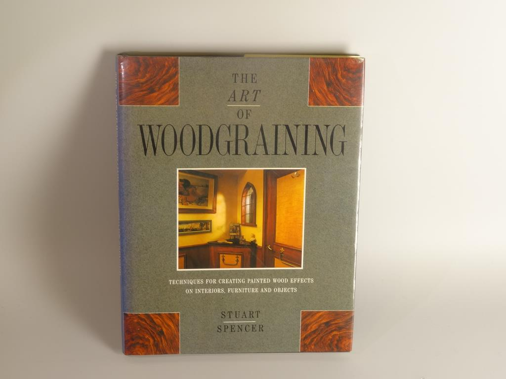 The The The art of woodgraining 6c7fc5