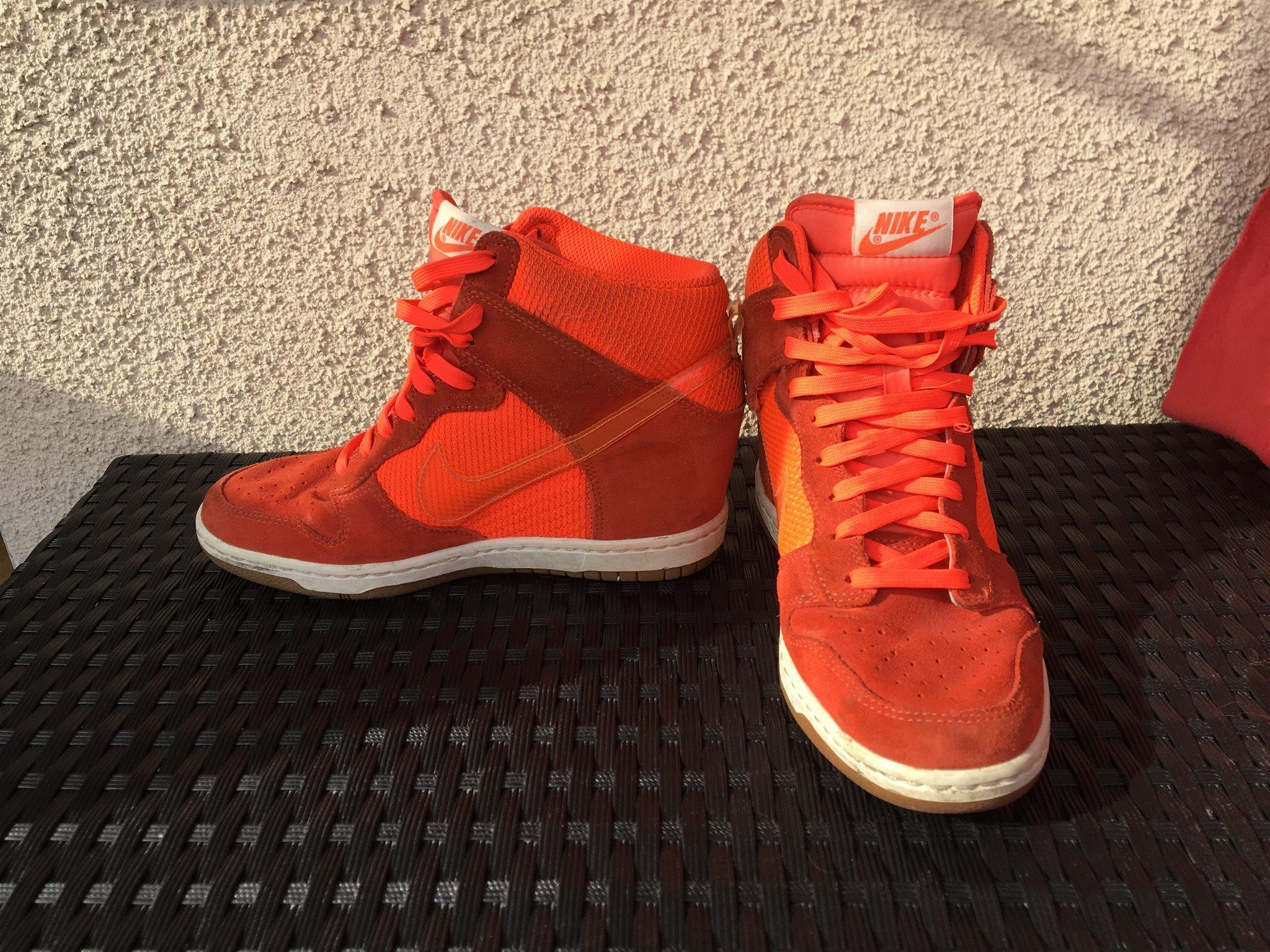 a3b8c7785277 Nike dunk sky high sneakers m kilklack (319923850) ᐈ Köp på Tradera