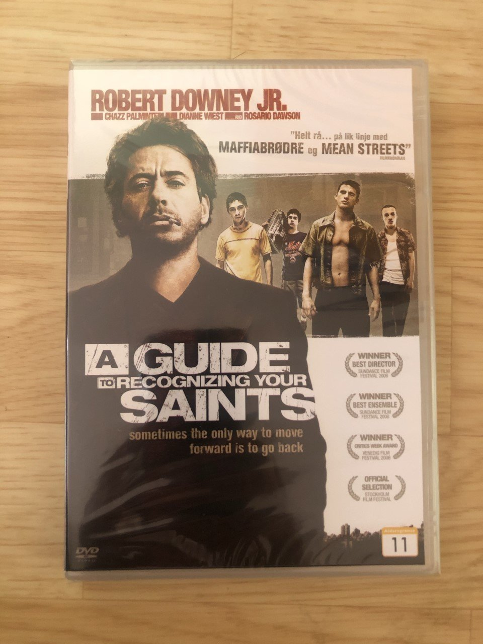 A Guide To Recognizing Your Saints (Robert Downey Jr.)