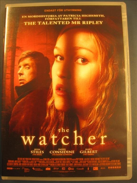 THE WATCHER  -  JULIA STILES