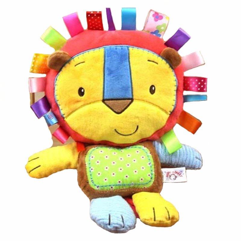 Baby Leksak Mjukdjur Lejon