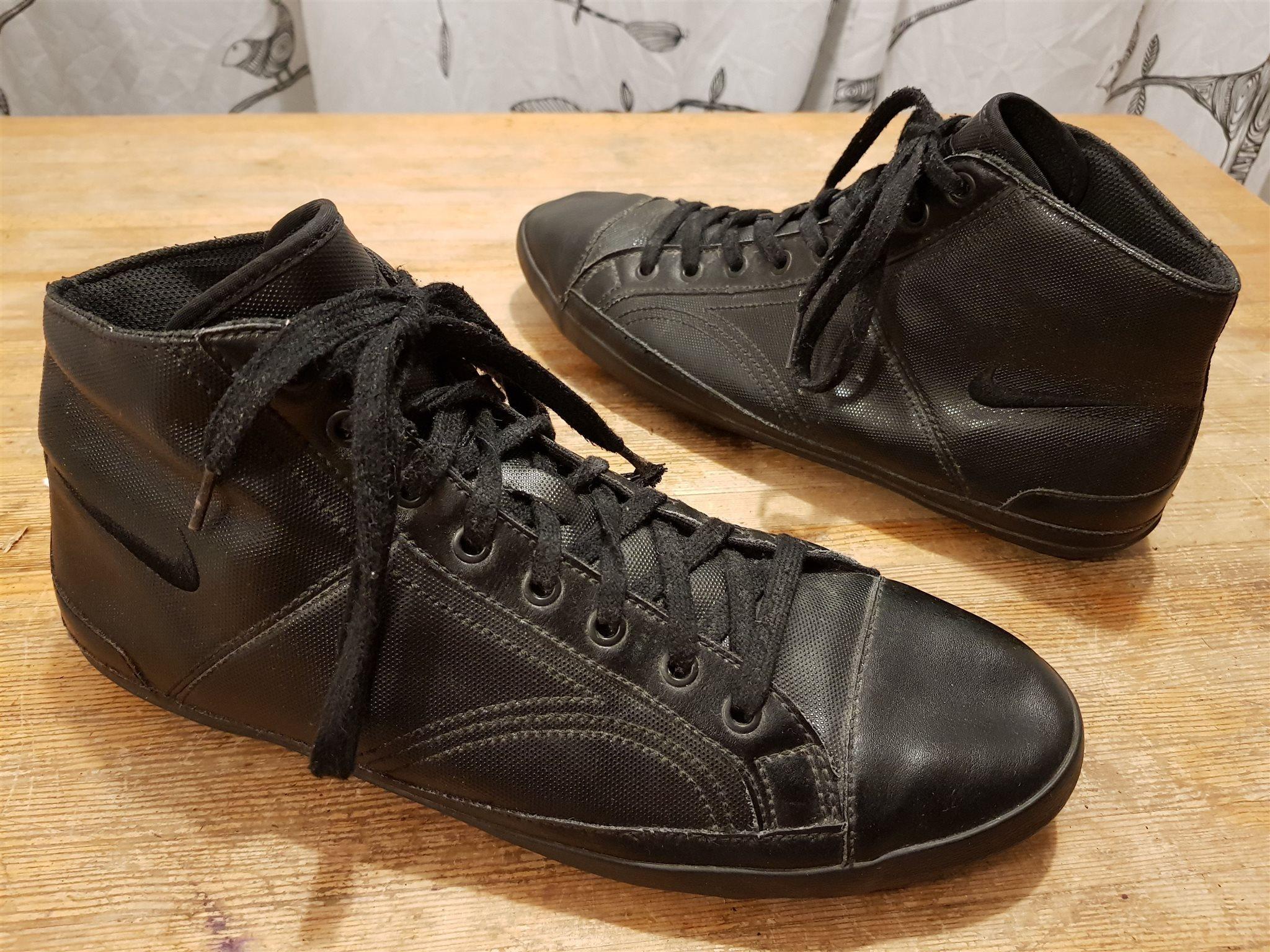 online retailer 8185e 1f2d3 Sneakers Nike fritidsskor str 44,5 i fint skick