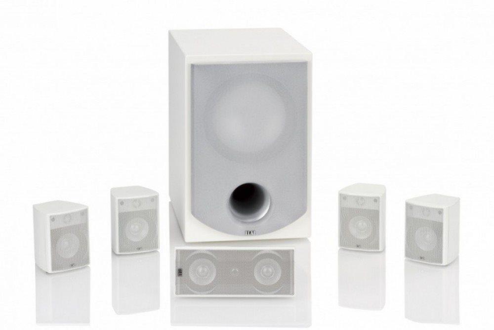 Elac Starlet 5.1 med Maranz SR4600 på köpet (Komplett hemmabio ljudsystem) db2916ebff466