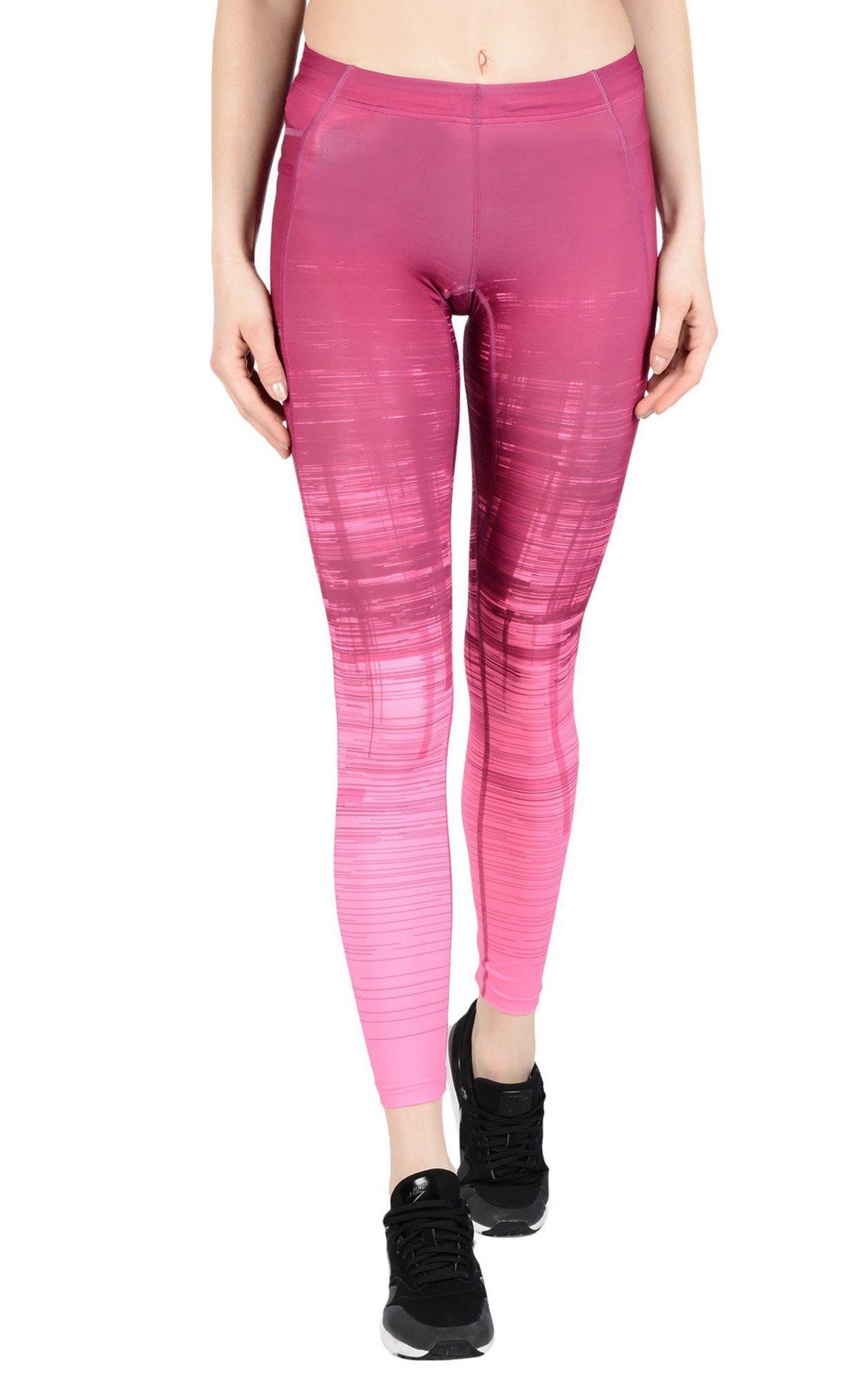 2d76a031fcdd0f Peak Performance rosa tights - M (331149760) ᐈ Köp på Tradera