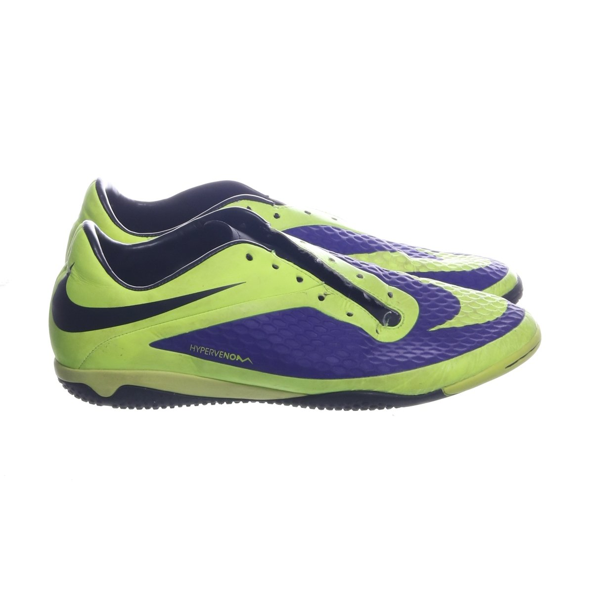 size 40 2d3ae 49eb9 Nike, Fotbollsskor, Strl  42, Hypervenom, Lila Gul ...