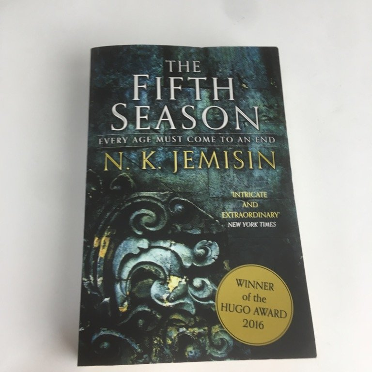 Bok, The Fifth Season, N. K. Jemisin, Pocket, ISBN: 9780356508191, 2016