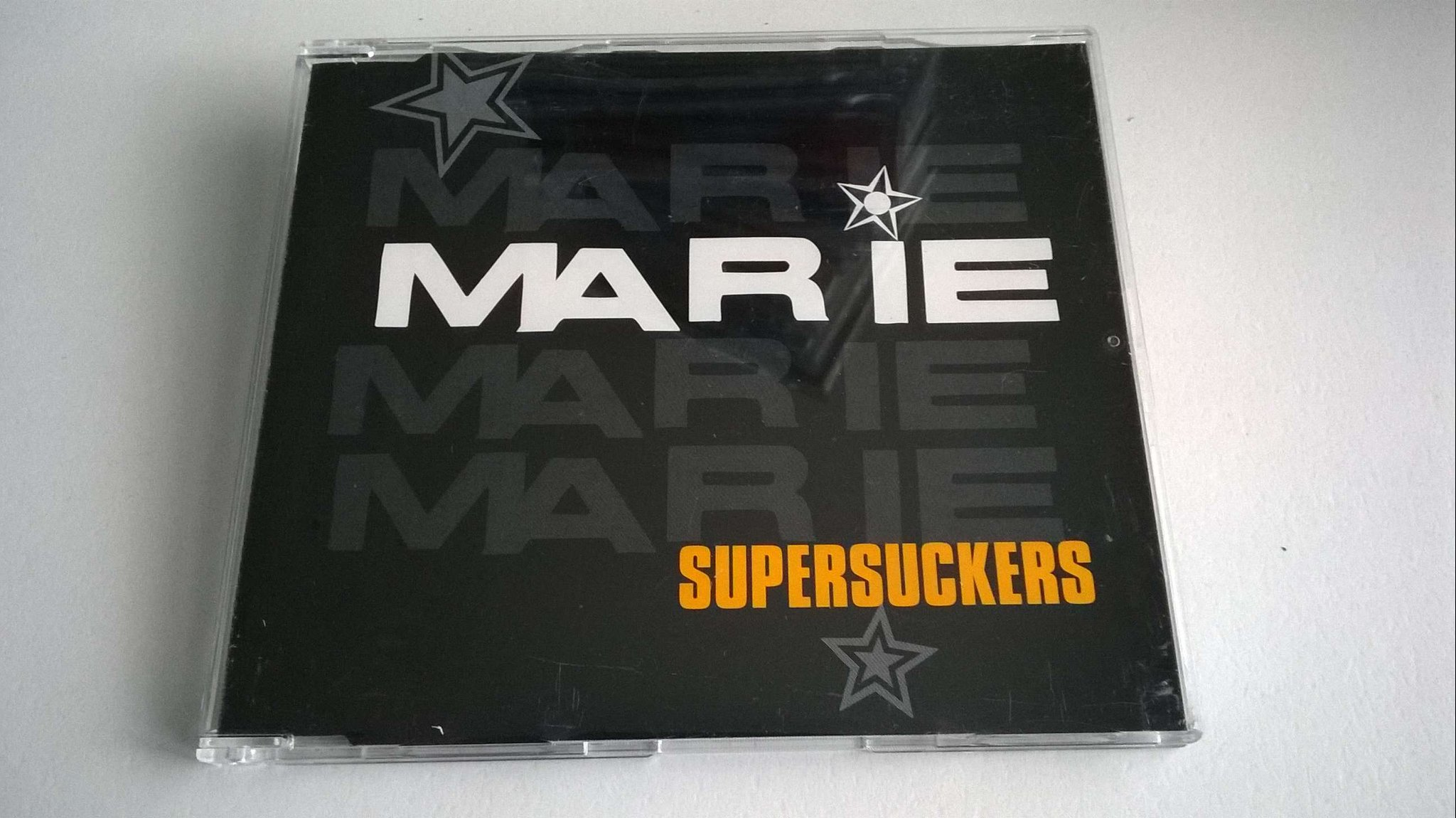 Marie - Supersuckers, CD, Single
