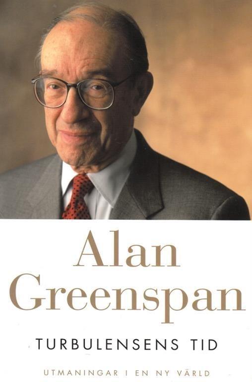Turbulensens tid, Alan Grönspan