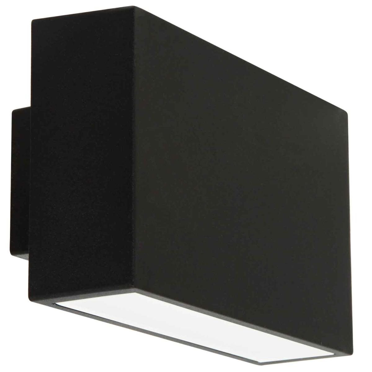 Ranex by Smartwares Ebony Vägglampa Up/Down 230V