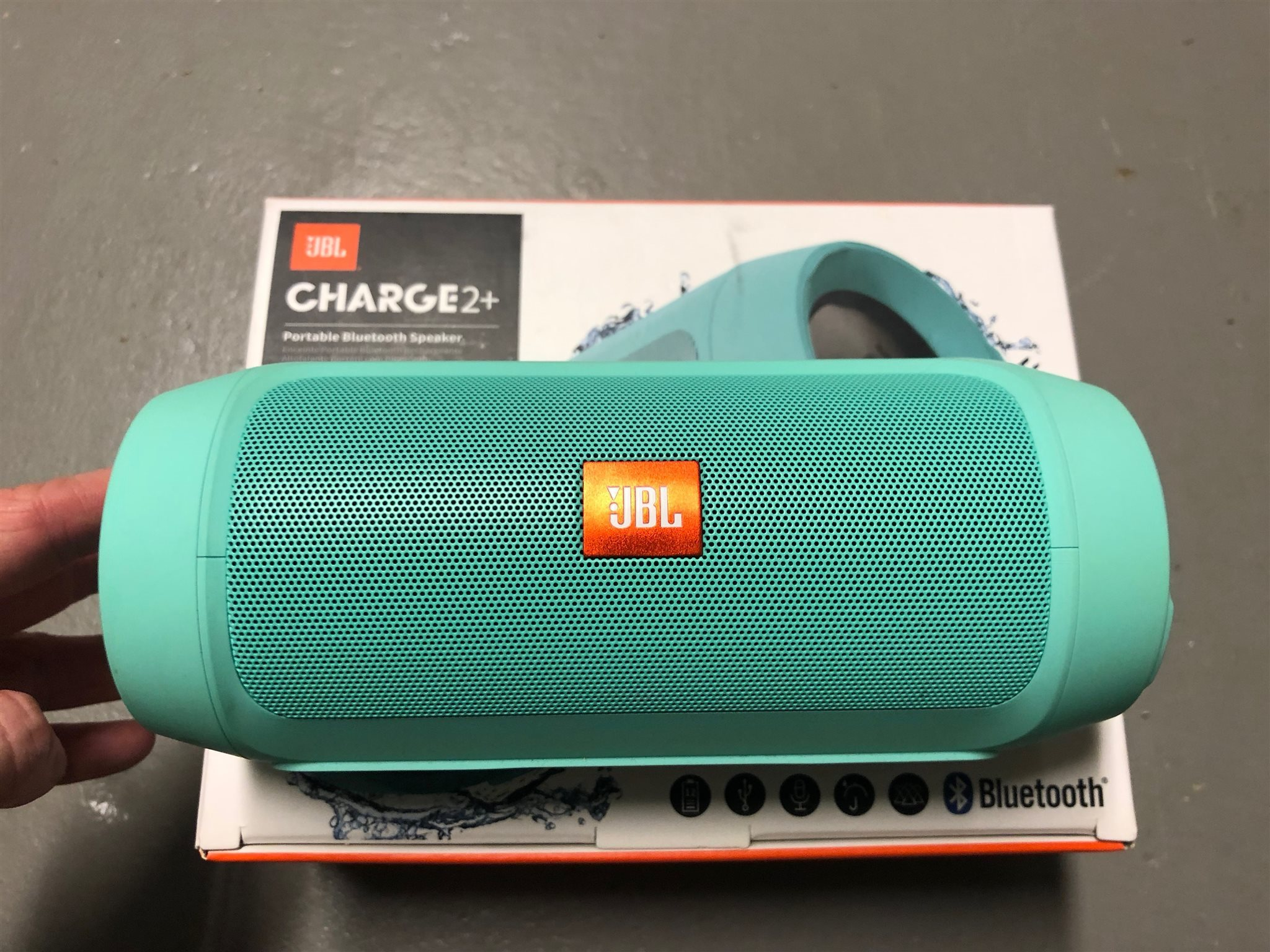 JBL Charge 2+ bluetooth högtalare (337220296) ᐈ Köp på Tradera 03fa52f56804a
