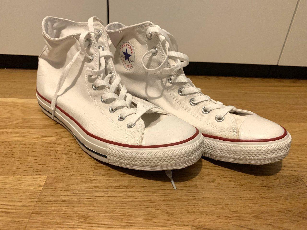 4498122e913b Converse CHUCK TAYLOR ALL STAR - Höga sneakers .. (342809500) ᐈ Köp ...