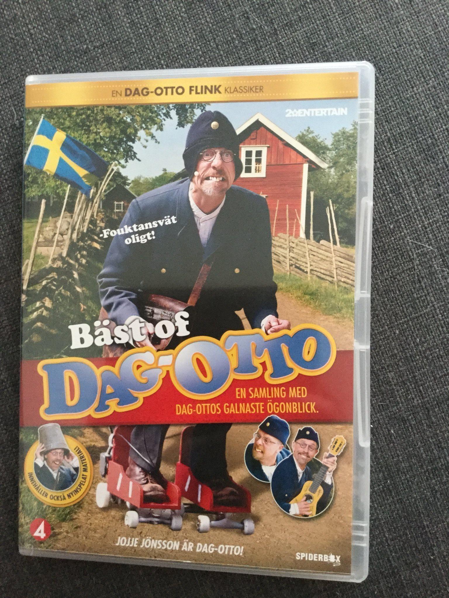 dag otto dvd