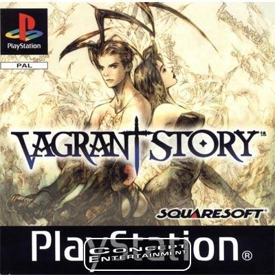 VAGRANT STORY (komplett) till Sony Playstation, PS1