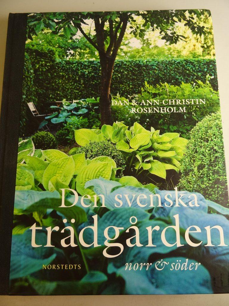 Den svenska trädgården: norr till söder