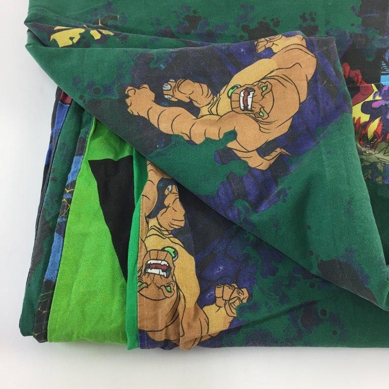 Påslakan, Påslakan, Påslakan, Ben 10, Grön/Flerfärgad f802e1