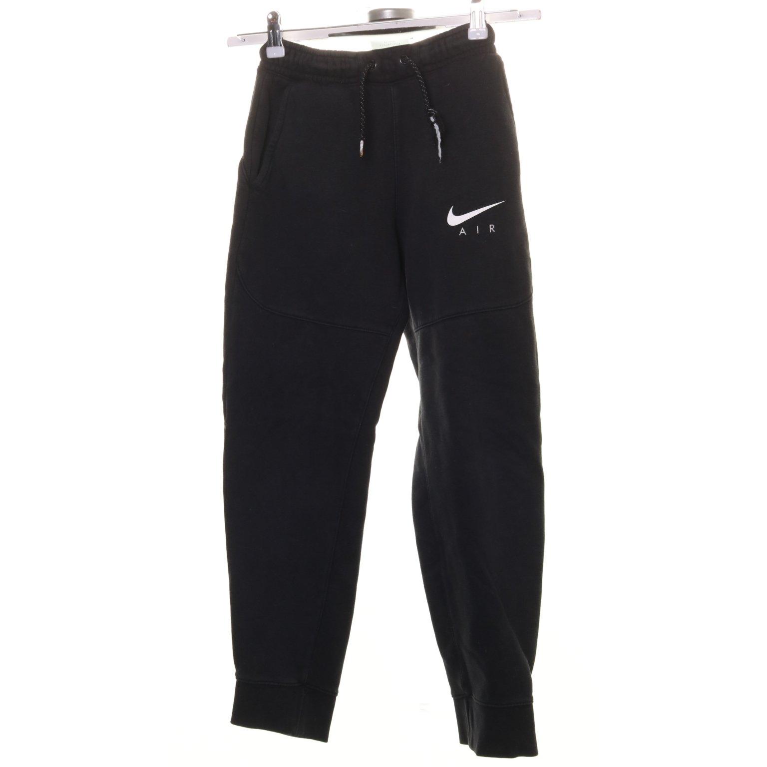 Nike Dri Fit, Träningsbyxor, Strl: 147 158, SvartFlerfärgad