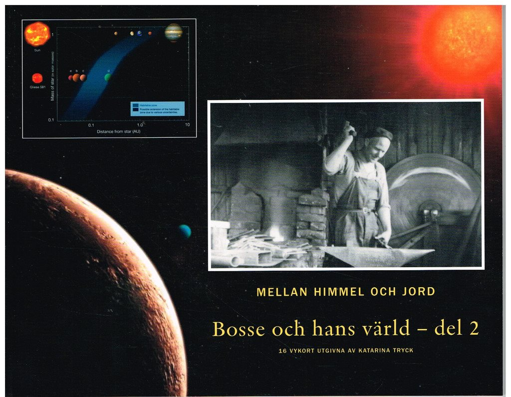 Bosse Bosse Bosse och hans värld 01b515