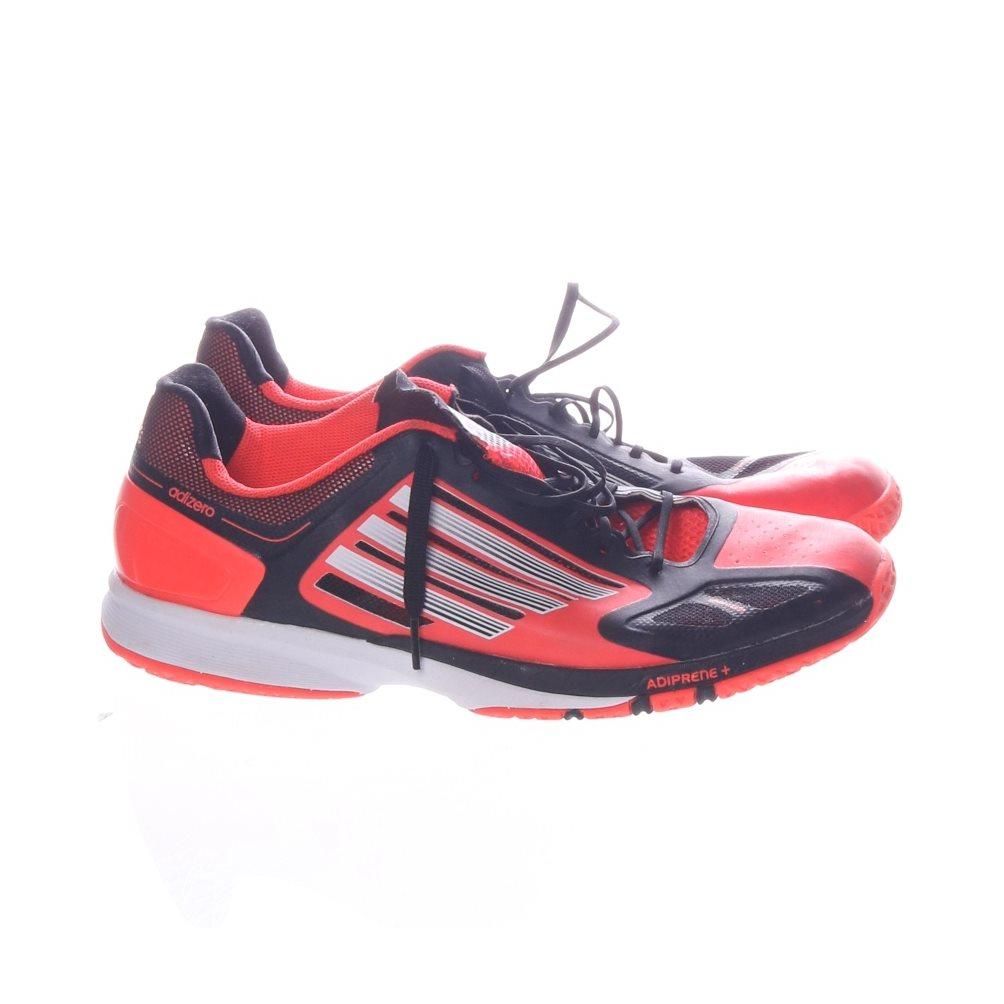 check out 4bef3 99ccc Adidas, Träningsskor, Strl 41,5, SvartVitOrange