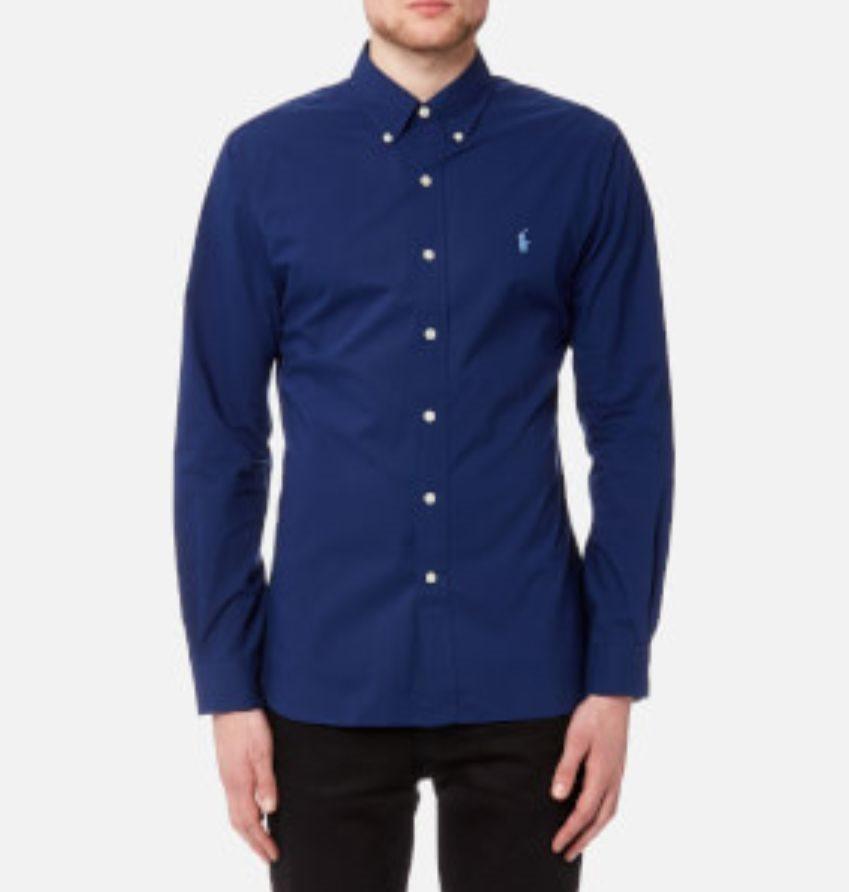 Polo Ralph Lauren Classic Fit Poplin Shirt (330744182) ᐈ Duzistore ... abd29b87916eb