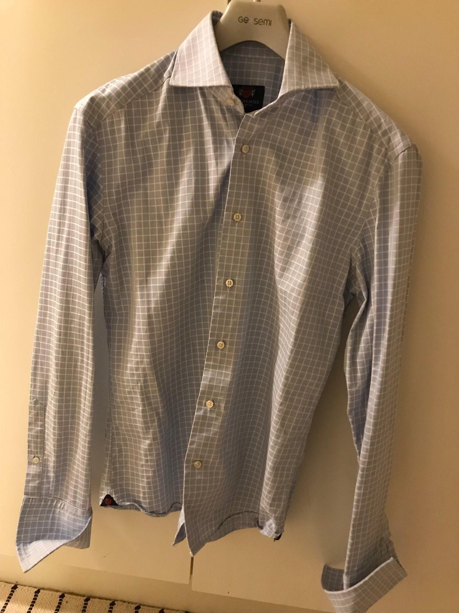 La Chemise skjorta i fint skick - storlek 38 (336782304) ᐈ Köp på ... c204188141be9