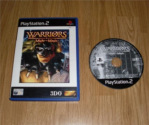 PS2: Warriors of Might and Magic ★