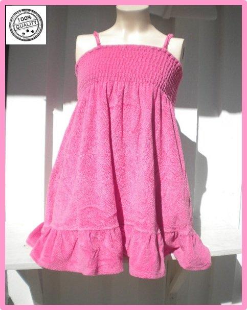 4098742df979 Ellos klänning frotté rosa.. (281311315) ᐈ kidzorama_handelshus på ...