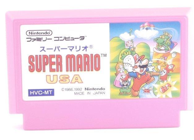 Super Mario USA / Super Mario Bros  2   (357188643) ᐈ Retromagia på