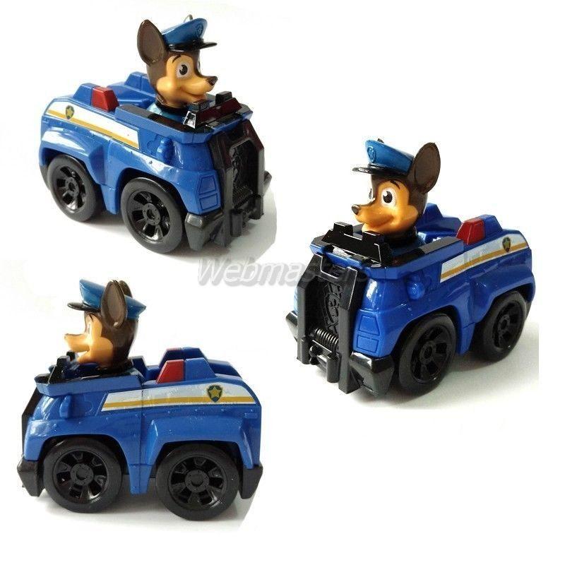 paw patrol bil
