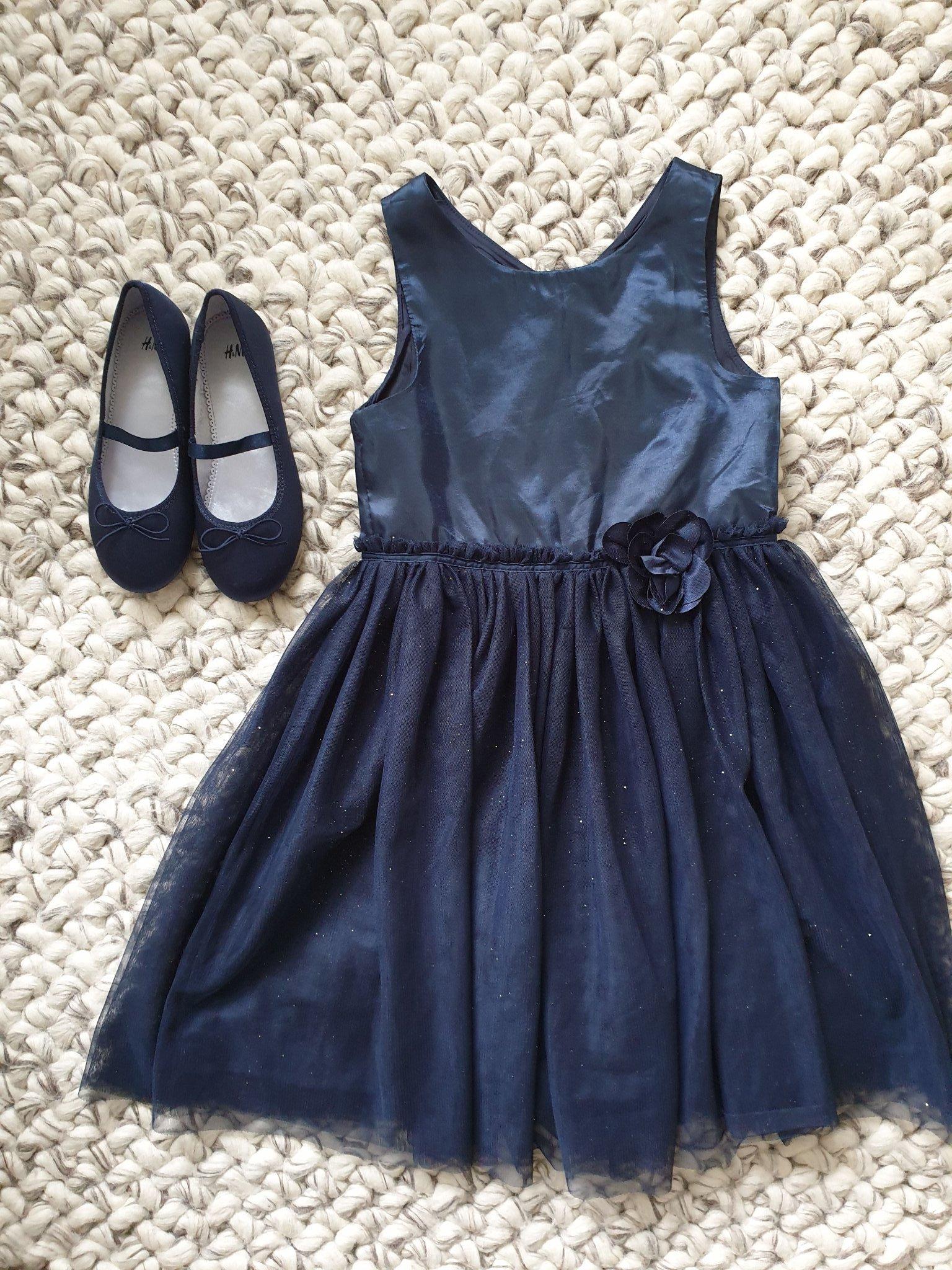 Festklänning och skor (401701636) ᐈ Köp på Tradera
