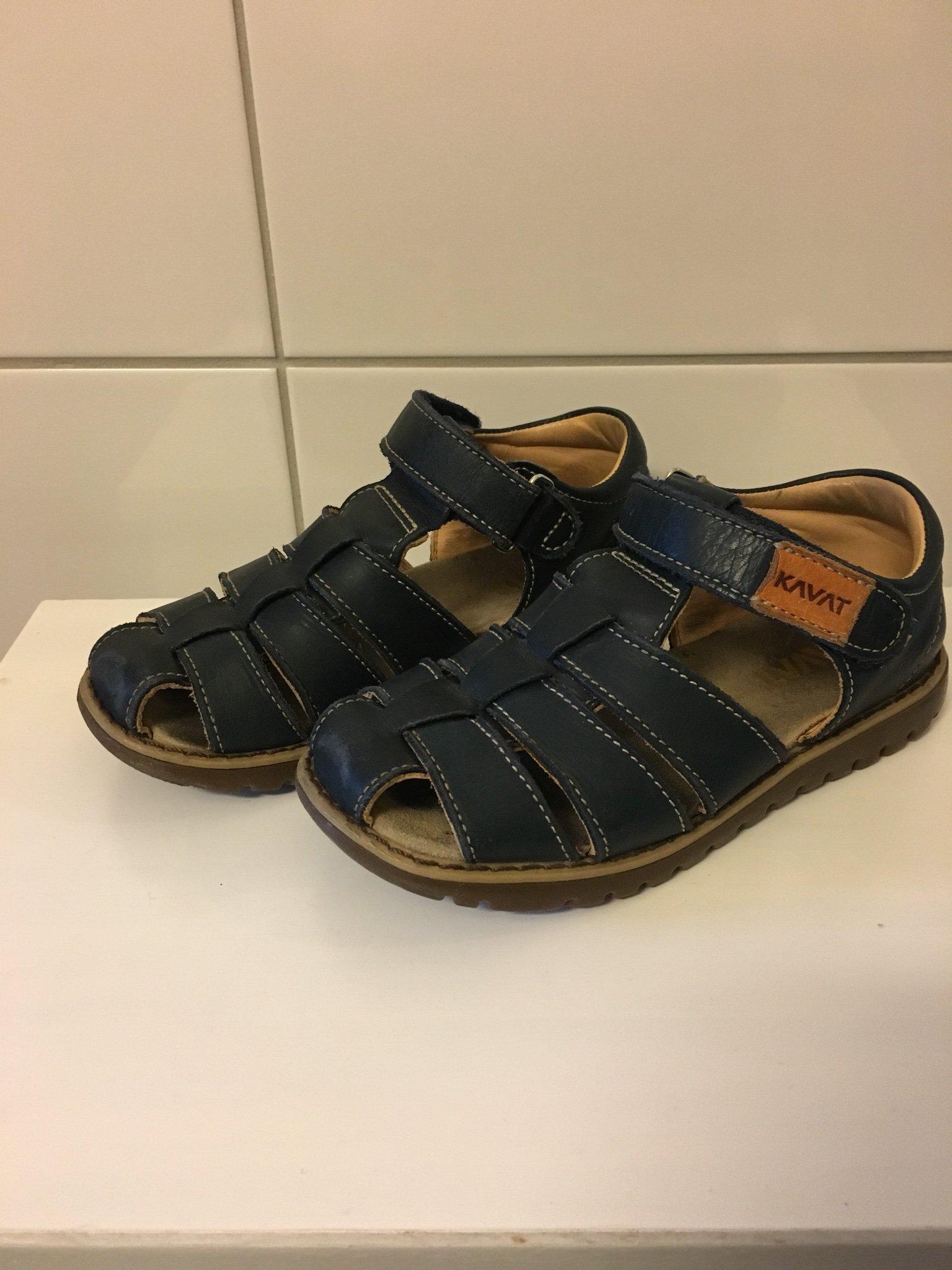 10f7860f0f9c Kavat sandal Hällevik 30 (348239189) ᐈ Köp på Tradera