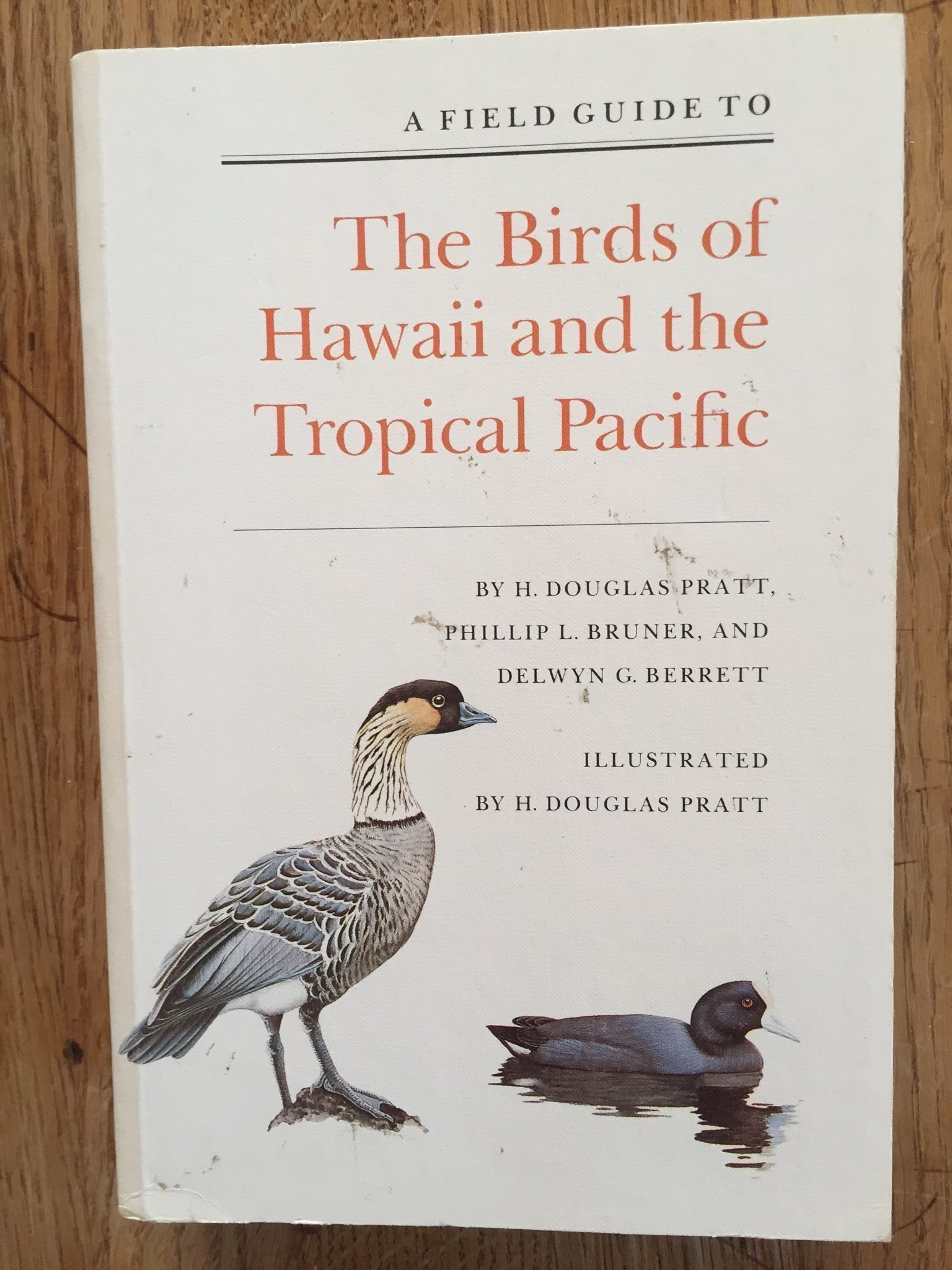 The Birds of Hawaii and the Tropical Pacific